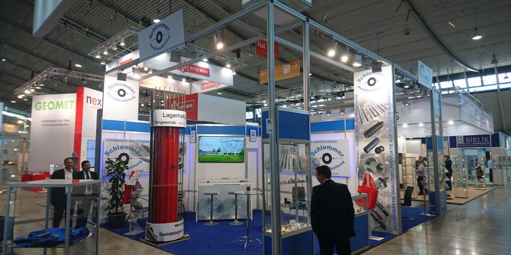 Rückblick Fastener Fair 2017